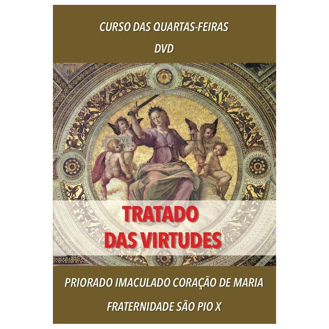DVD - Tratado das Virtudes - FSSPX