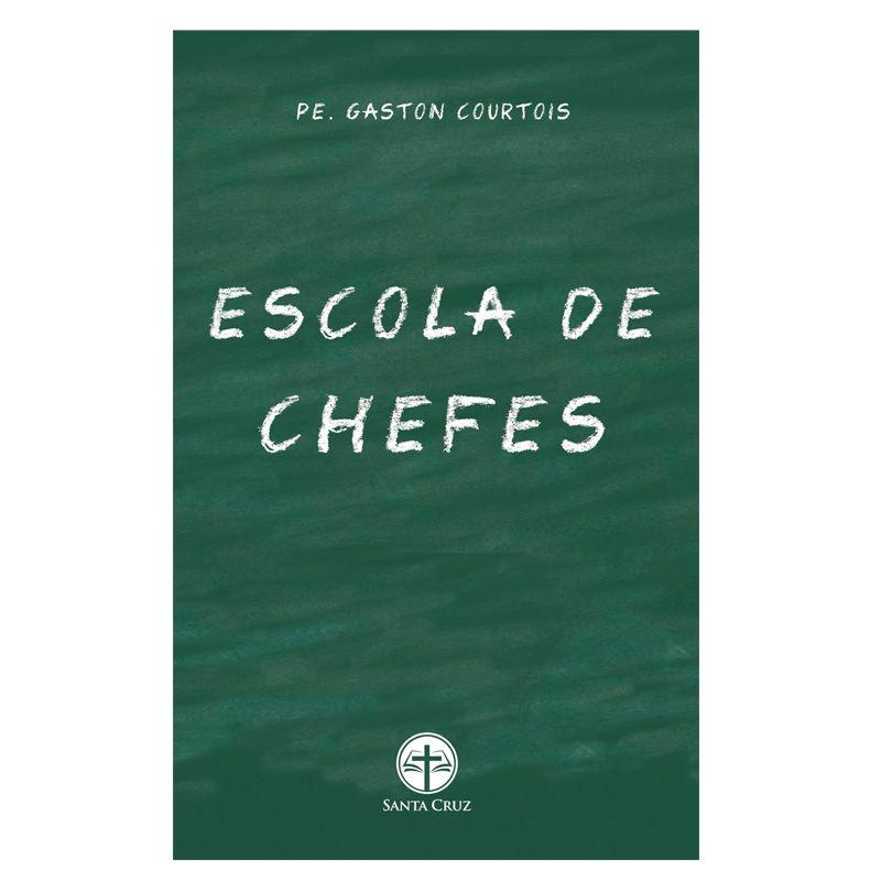 Escola de Chefes - Pe. Gaston Courtois
