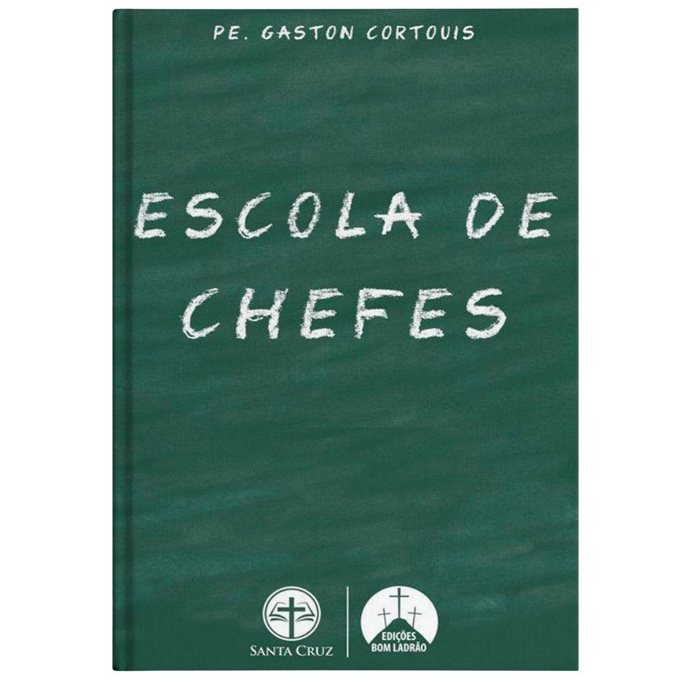 Escola de Chefes - Pe. Gaston Courtois