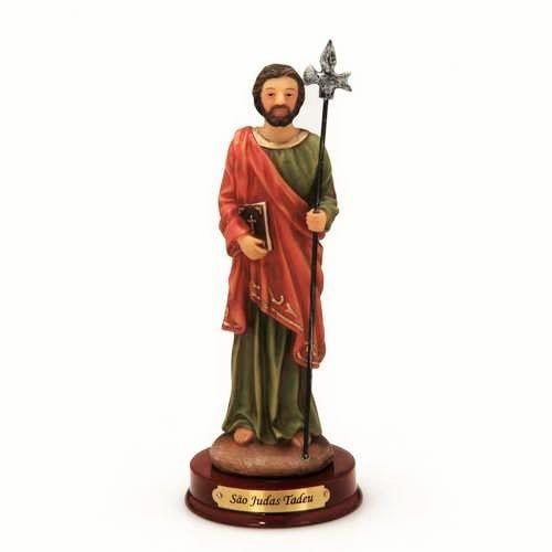 Imagem São Judas Tadeu (Coleção Antigue)