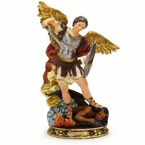Imagem São Miguel (Coleção Bernini)