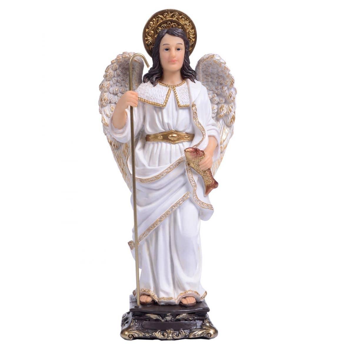 Imagem de São Rafael - Bizantina