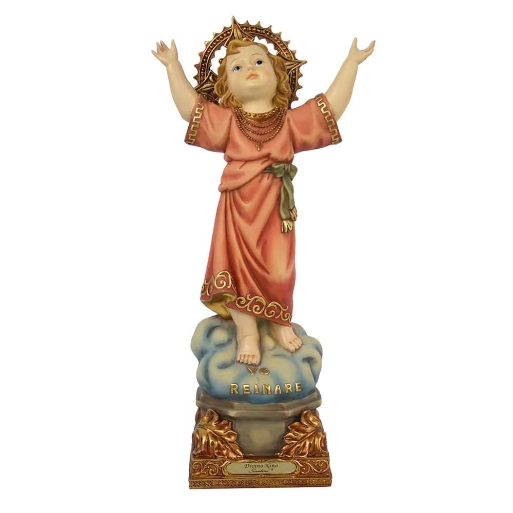 Imagem Divino Menino Jesus (Coleção Florence)