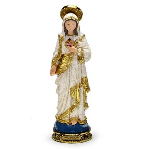 Imagem Imaculado Coração de Maria (Coleção Bernini)