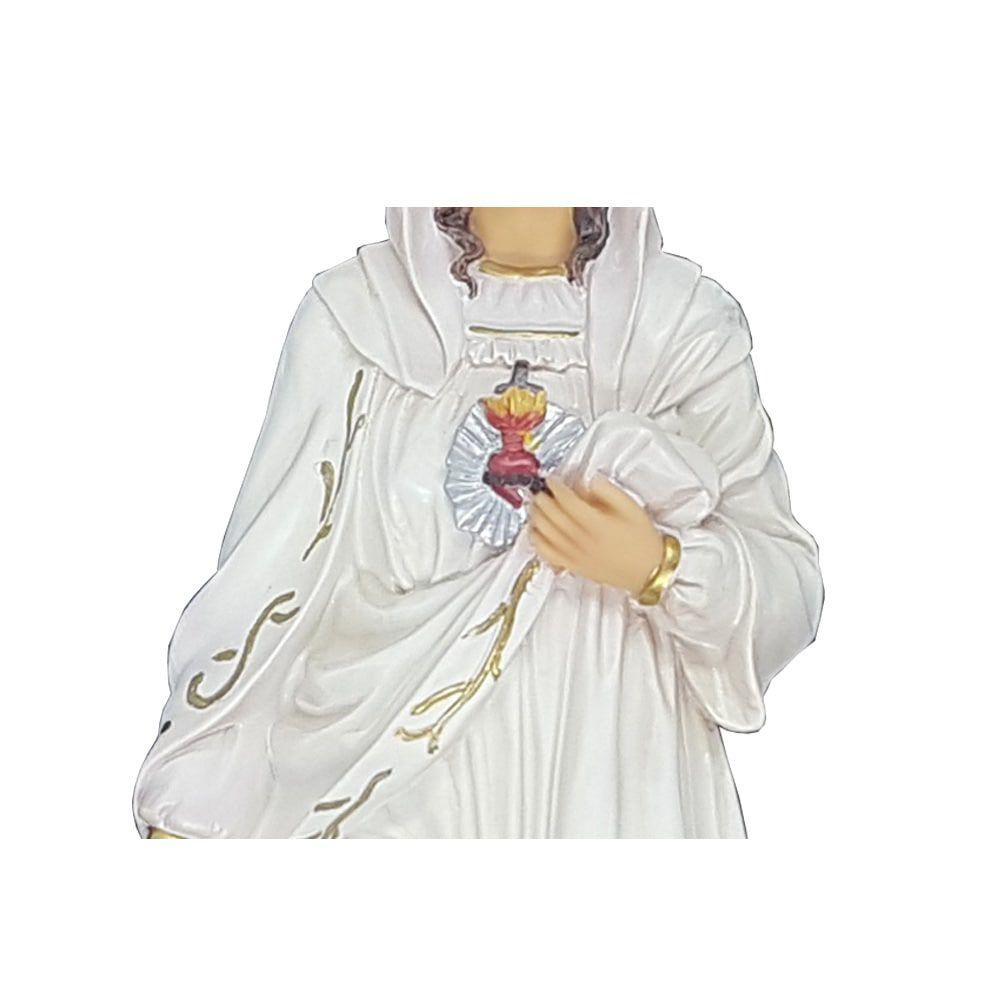 Imagem Imaculado Coração de Maria (Coleção Antigue)