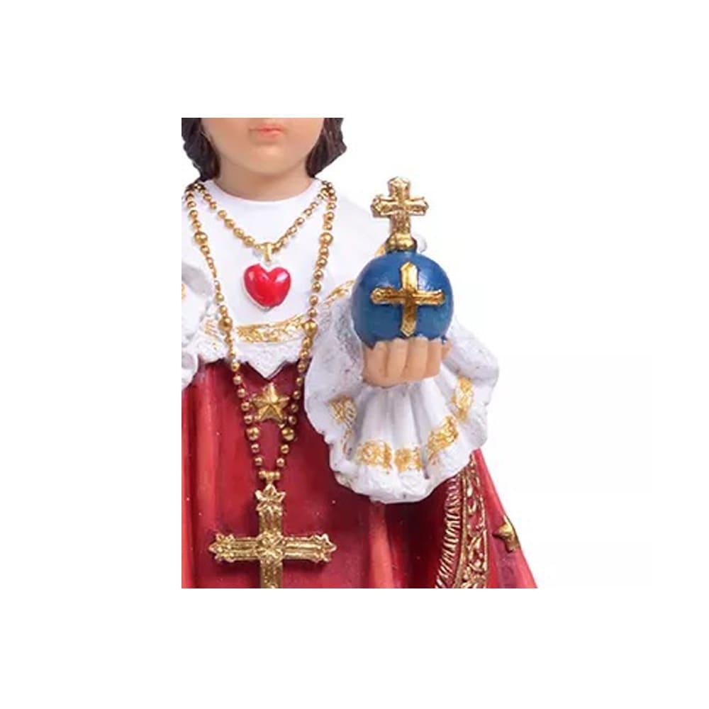 Imagem Menino Jesus de Praga (Coleção Angelus)