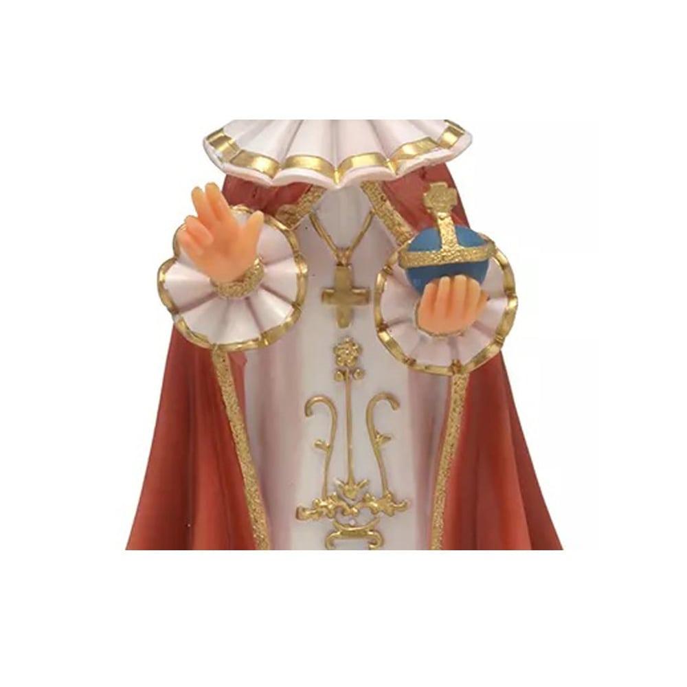 Imagem Menino Jesus de Praga (Coleção Antigue)