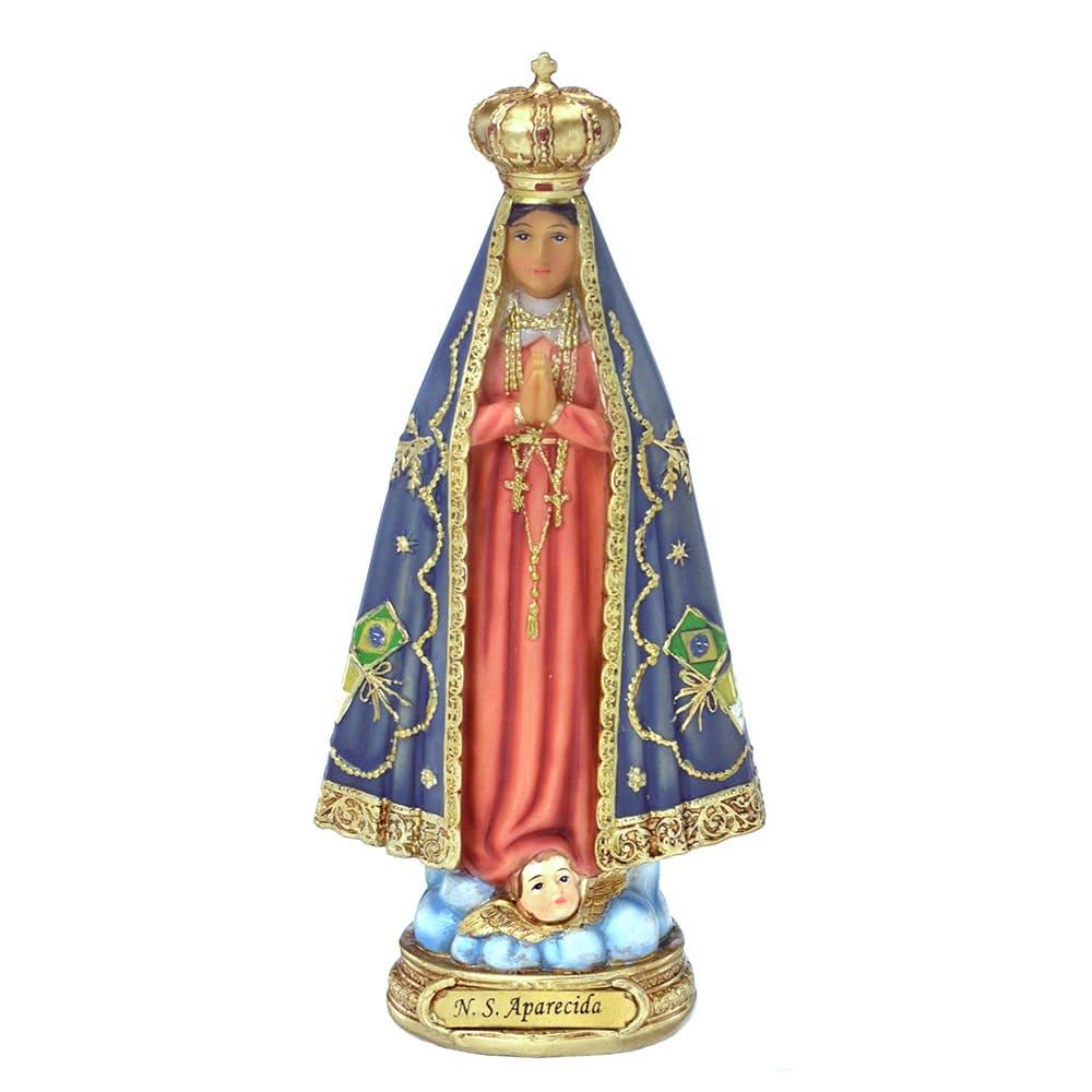 Imagem Nossa Senhora Aparecida - 30 cm (Coleção Florence)