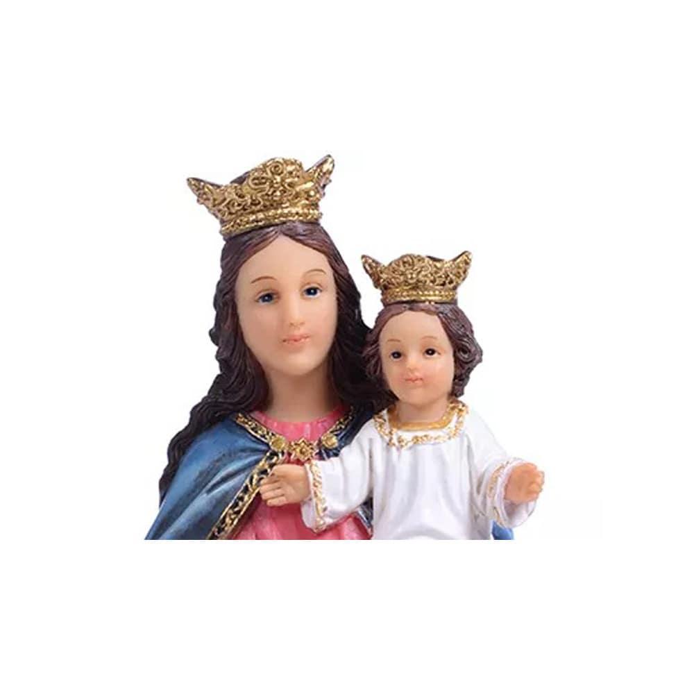 Imagem Nossa Senhora Auxiliadora (Coleção Angelus)