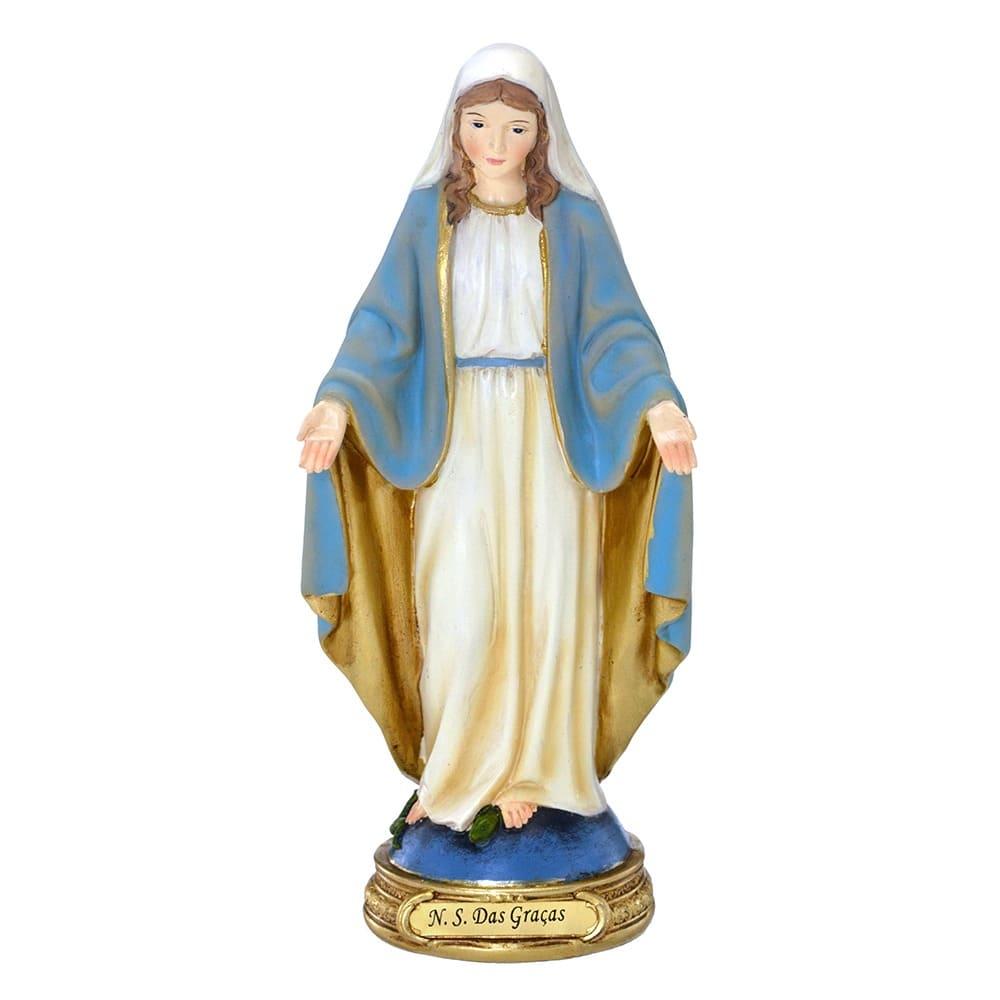 Imagem Nossa Senhora das Graças - 20 cm (Coleção Florence)