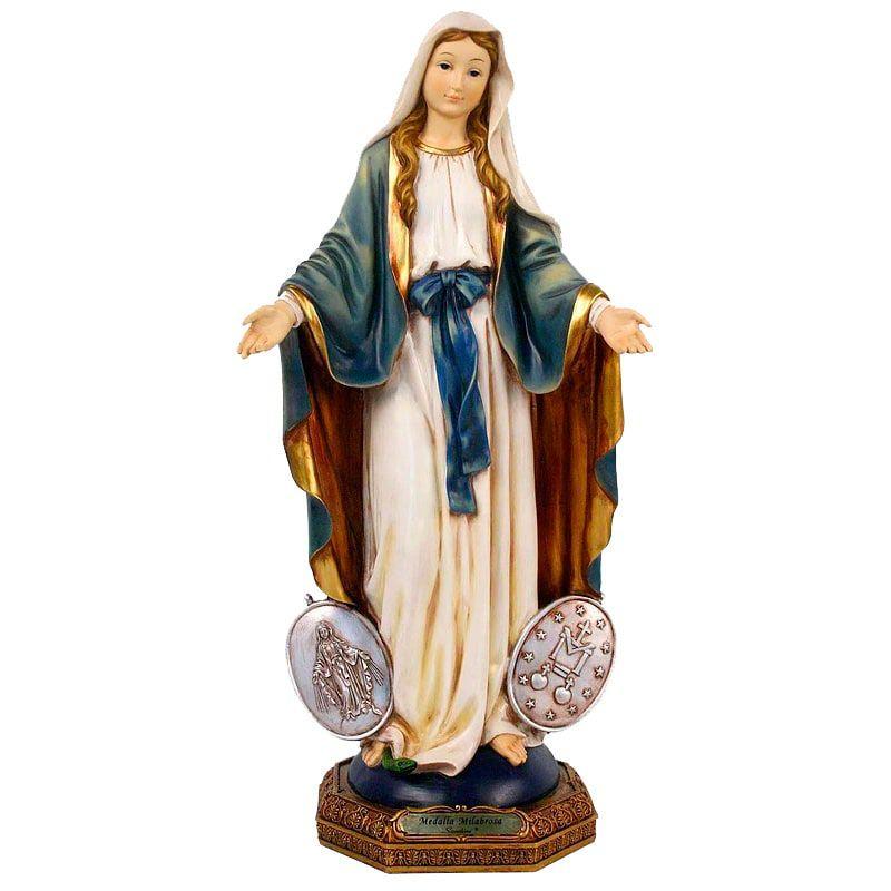 Imagem Nossa Senhora das Graças (Coleção Florence)