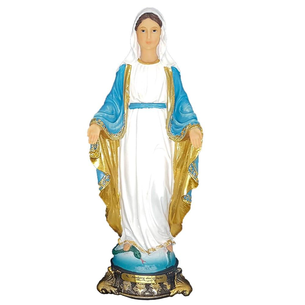 Imagem Nossa Senhora das Graças - S/ Medalha (Coleção Angelus)