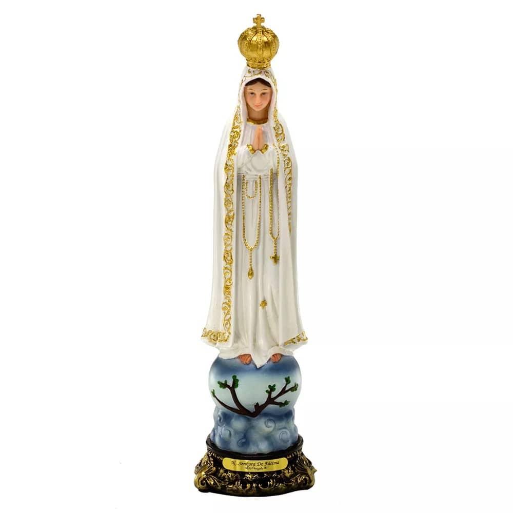 Imagem Nossa Senhora de Fátima (Coleção Angelus)