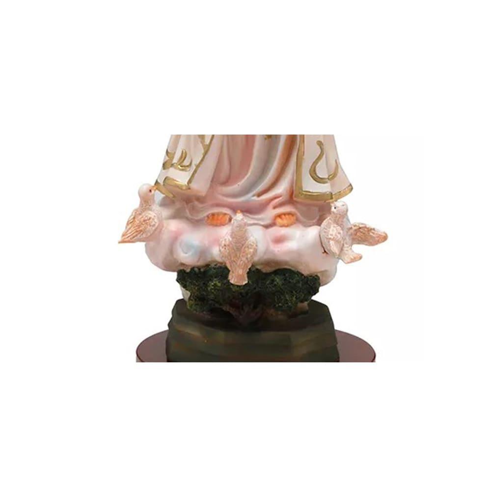 Imagem Nossa Senhora de Fátima (Coleção Antigue)