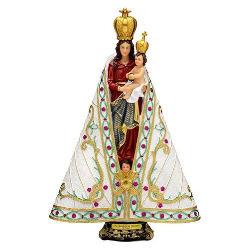 Imagem Nossa Senhora de Nazaré (Coleção Angelus)