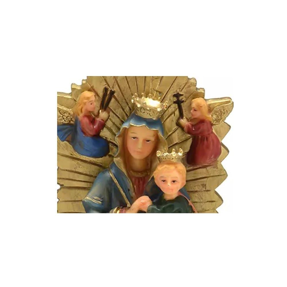 Imagem Nossa Senhora do Perpétuo Socorro (Coleção Antigue)