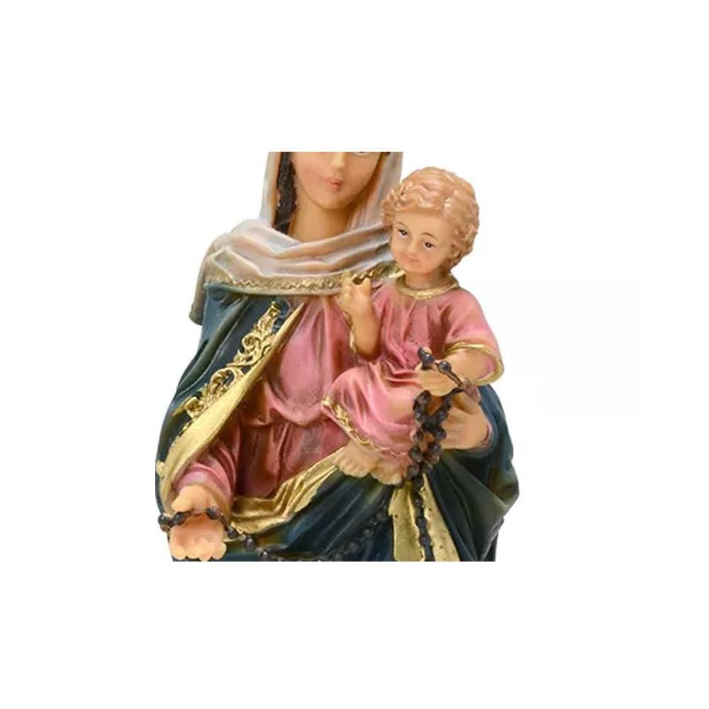 Imagem Nossa Senhora do Rosário (Coleção Antigue)