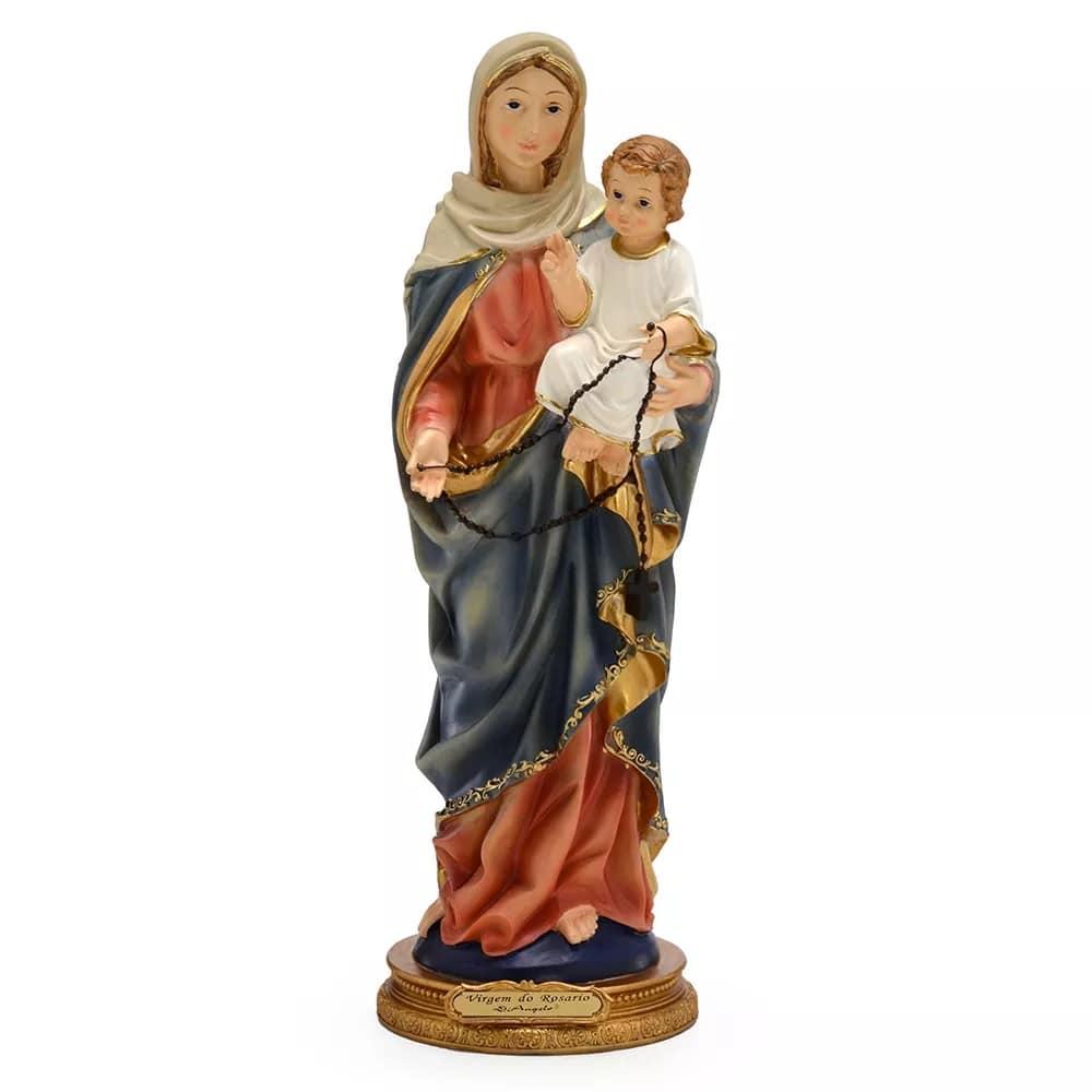Imagem Nossa Senhora do Rosário (Coleção Florence)