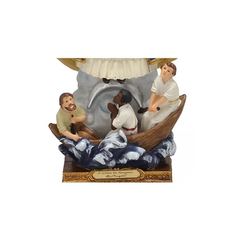 Imagem Nossa Senhora dos Navegantes (Coleção Florence)