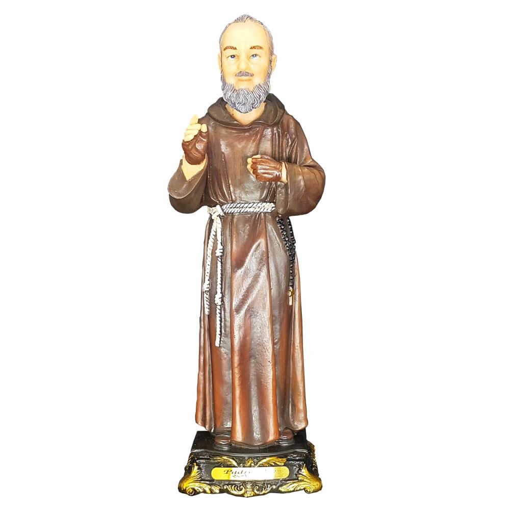 Imagem Padre Pio (Coleção Angelus)