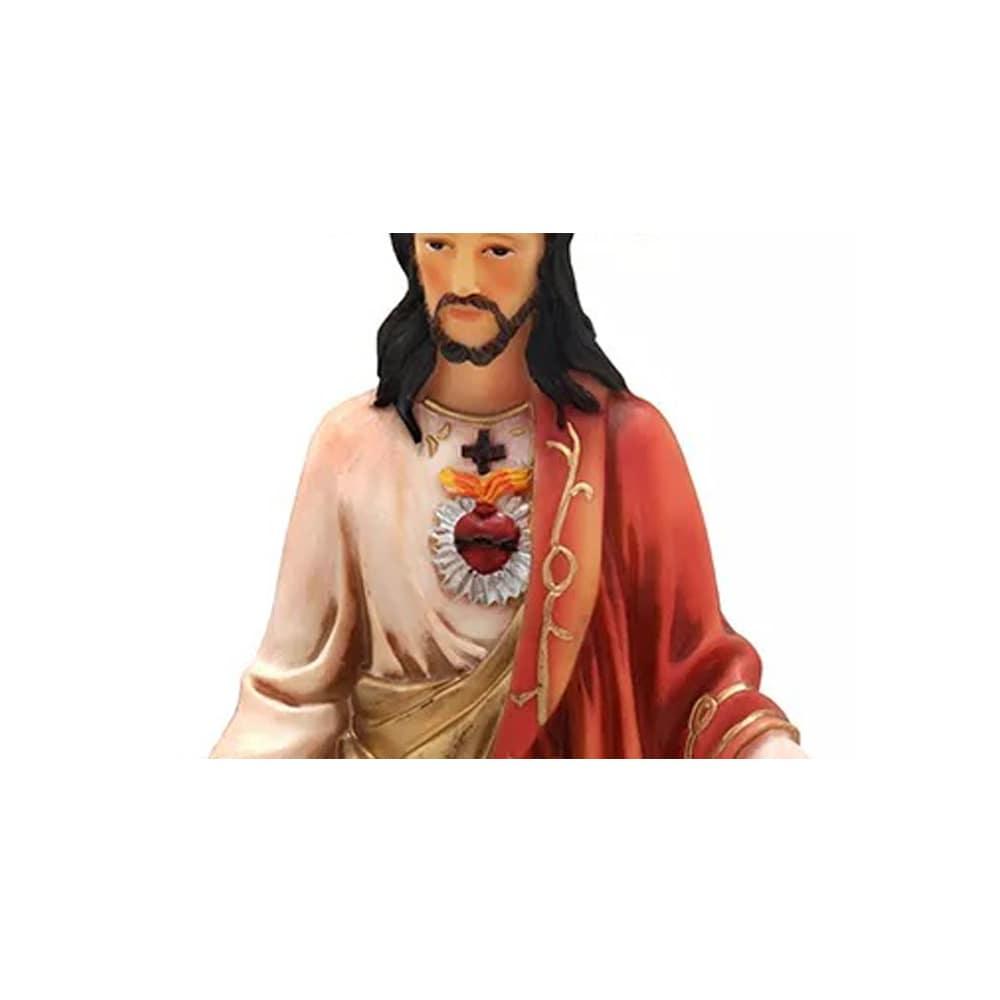 Imagem Sagrado Coração de Jesus (Coleção Antigue)