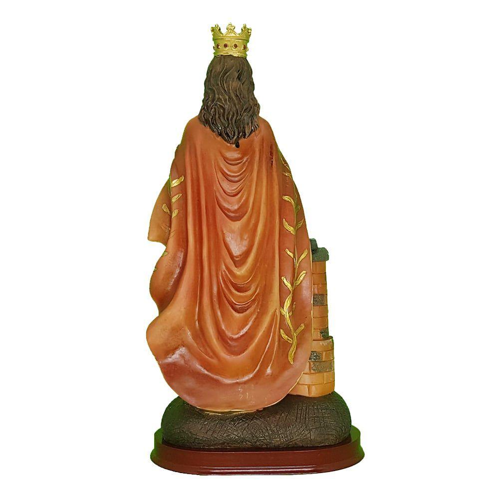 Imagem Santa Bárbara (Coleção Antigue)