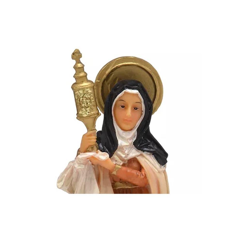 Imagem Santa Clara (Coleção Antigue)
