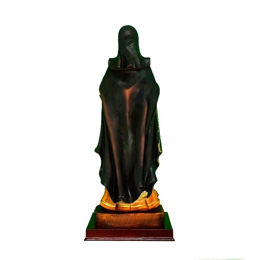 Imagem Santa Edwiges (Coleção Antigue)