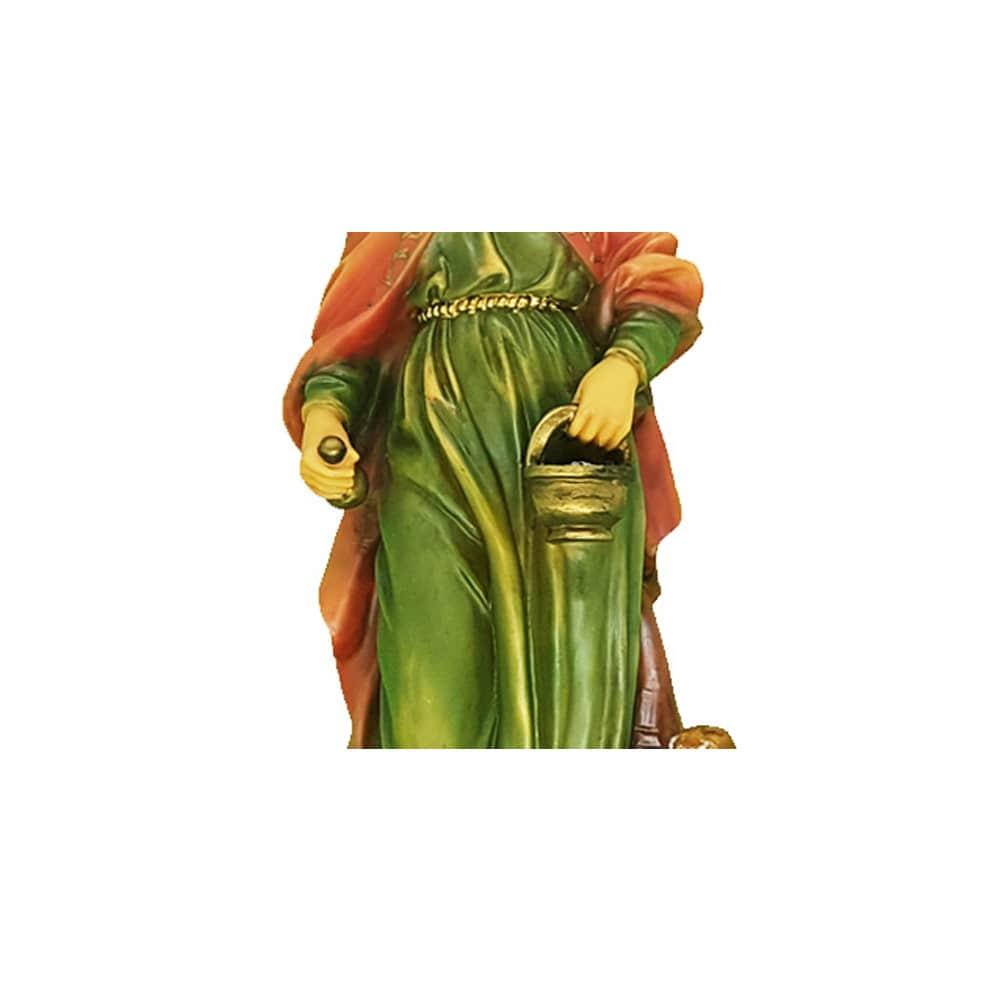 Imagem Santa Marta (Coleção Antigue)