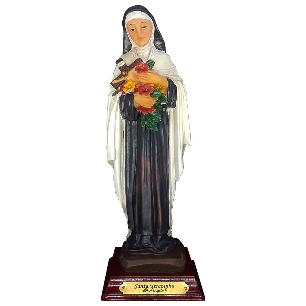 Imagem Santa Teresinha (Coleção Antigue)
