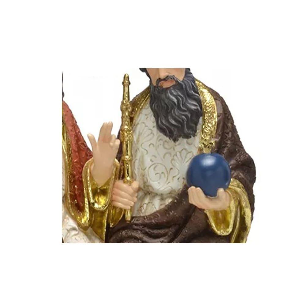 Imagem Santíssima Trindade (Coleção Bernini)