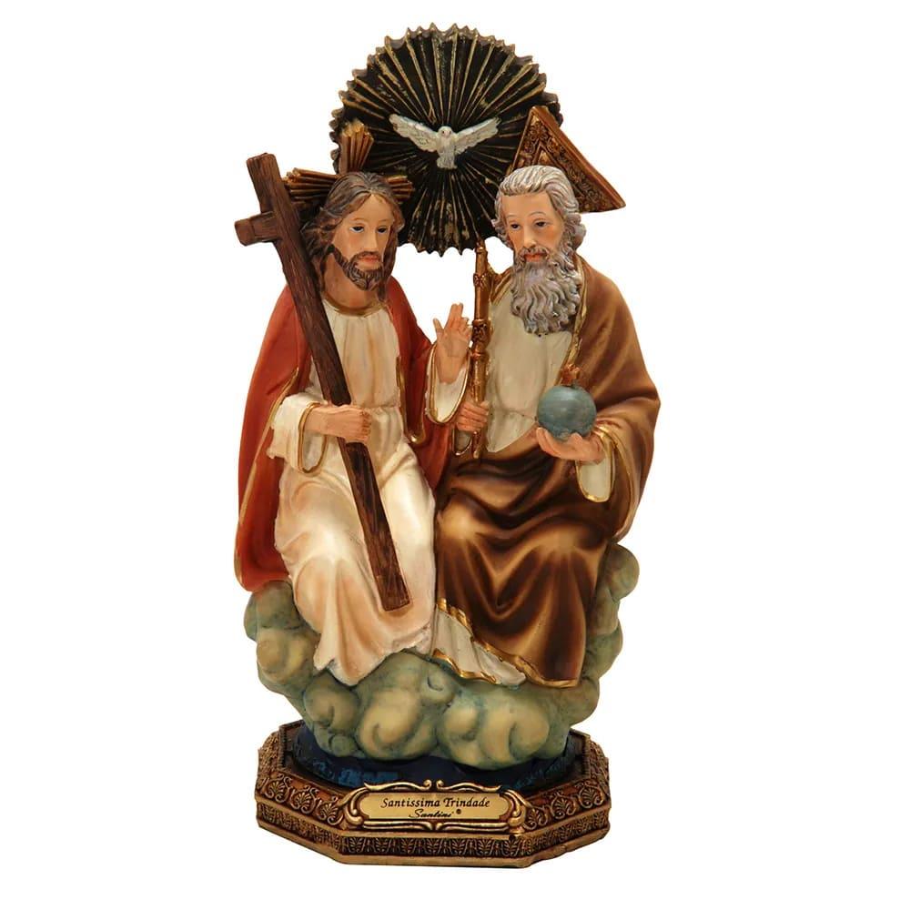 Imagem Santíssima Trindade (Coleção Florence)