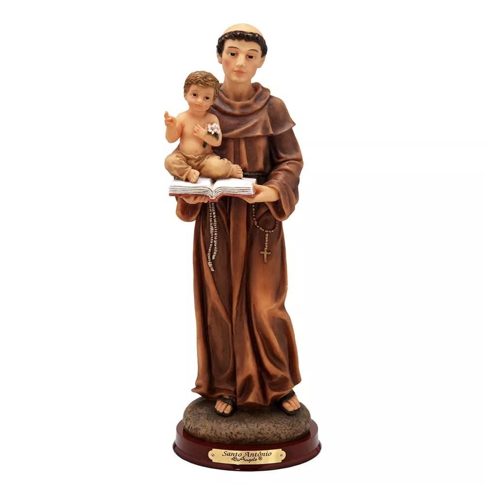 Imagem Santo Antônio (Coleção Antigue)
