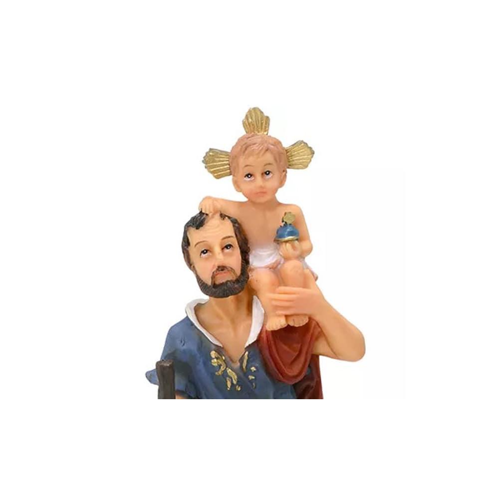 Imagem São Cristóvão (Coleção Antigue)
