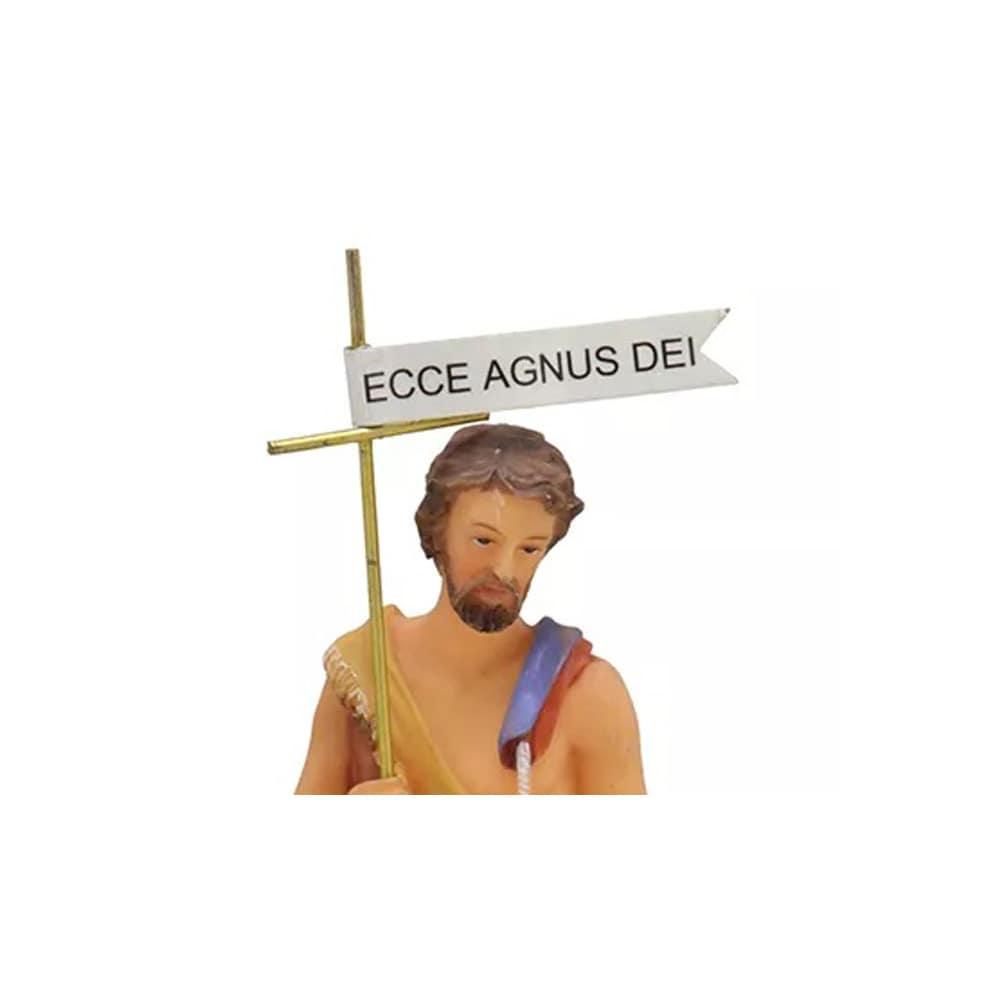 Imagem São João Batista (Coleção Antigue)