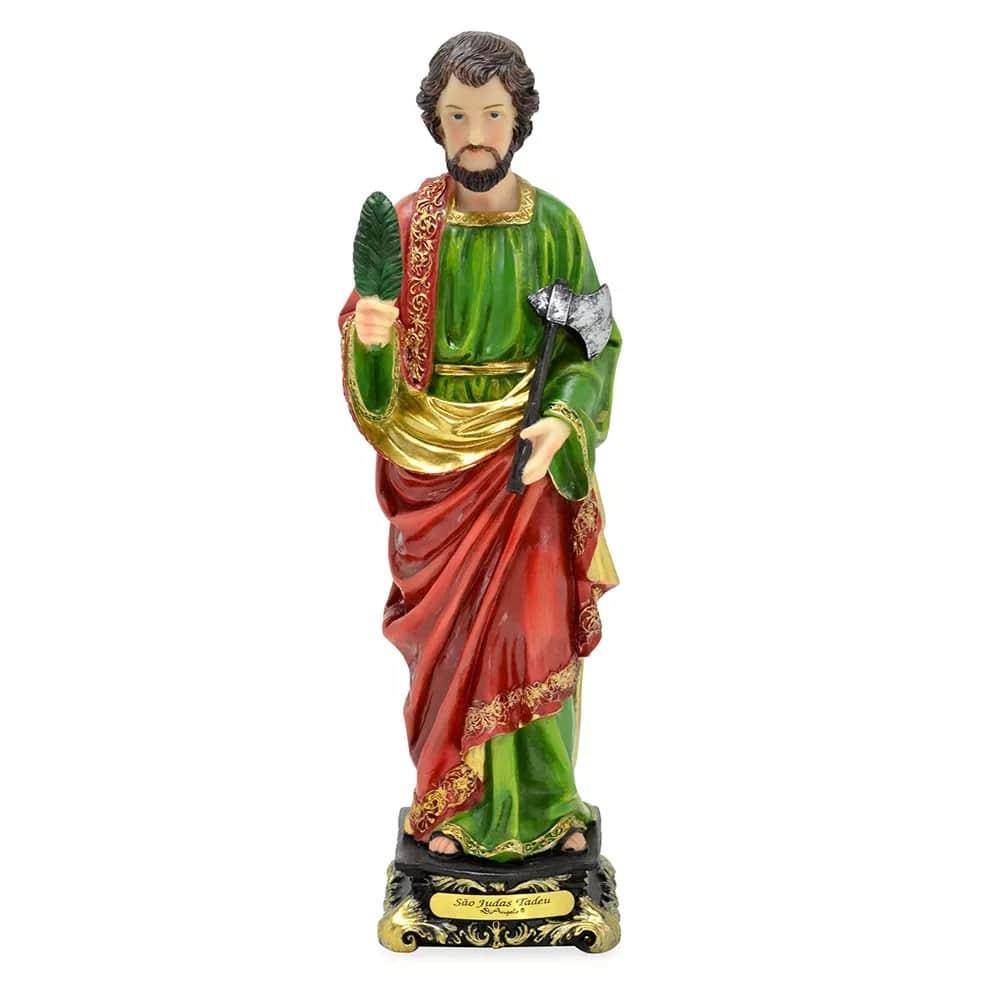 Imagem São Judas Tadeu (Coleção Angelus)