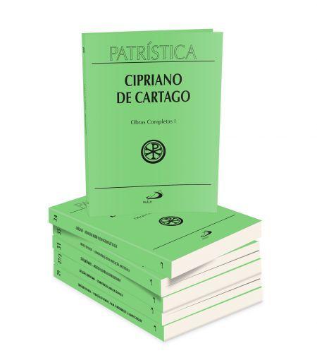 KIT - Coleção Patrística - 41 volumes