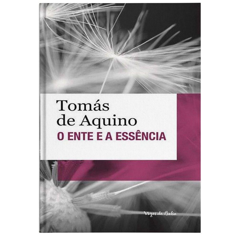 O Ente e a Essência (Bolso) - S. Tomás de Aquino