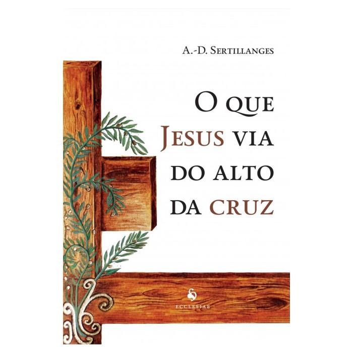 O que Jesus Via do Alto da Cruz - A. D. Sertillanges