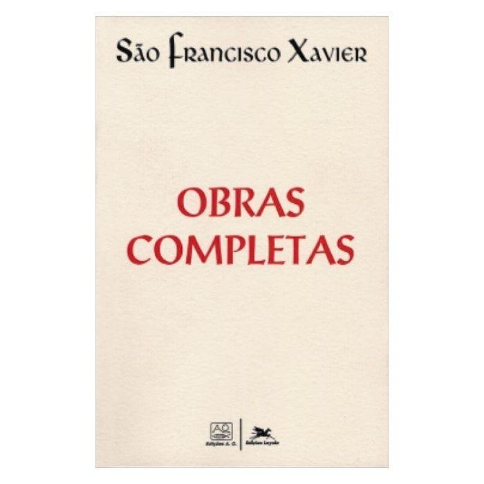 Obras Completas de São Francisco Xavier