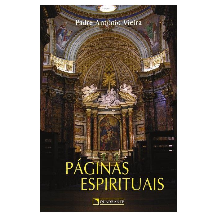 Páginas Espirituais - Pe. Antônio Vieira