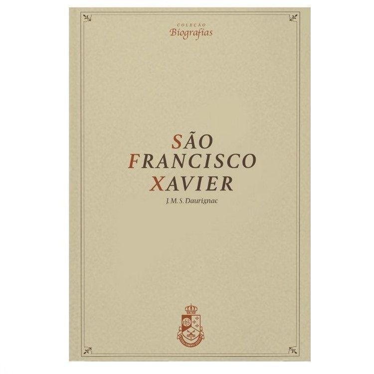 São Francisco Xavier - J.M.S. Daurignac