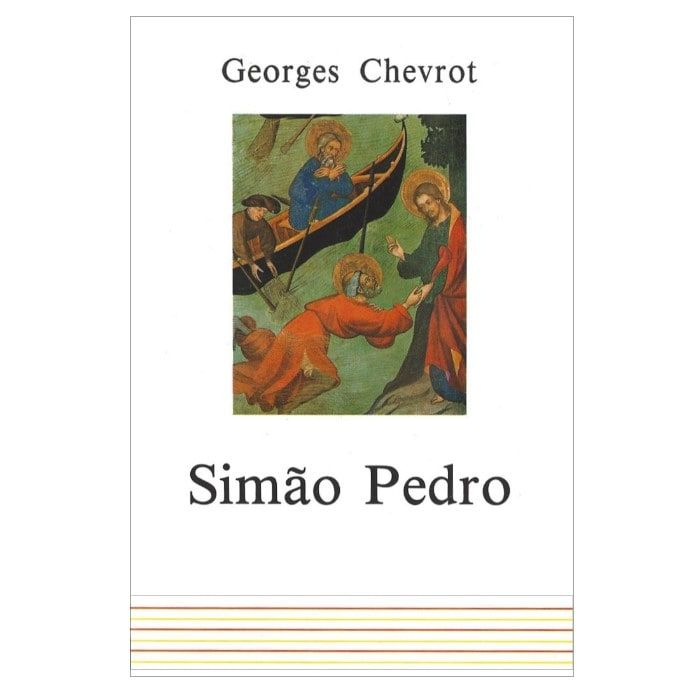 Simão Pedro - Georges Chevrot