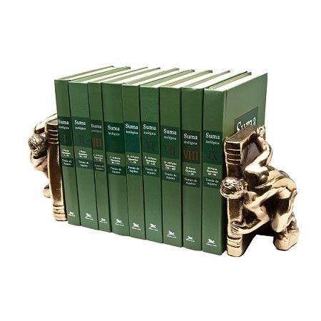 Suma Teológica (Coleção Completa 9 vols.) - S. Tomás de Aquino