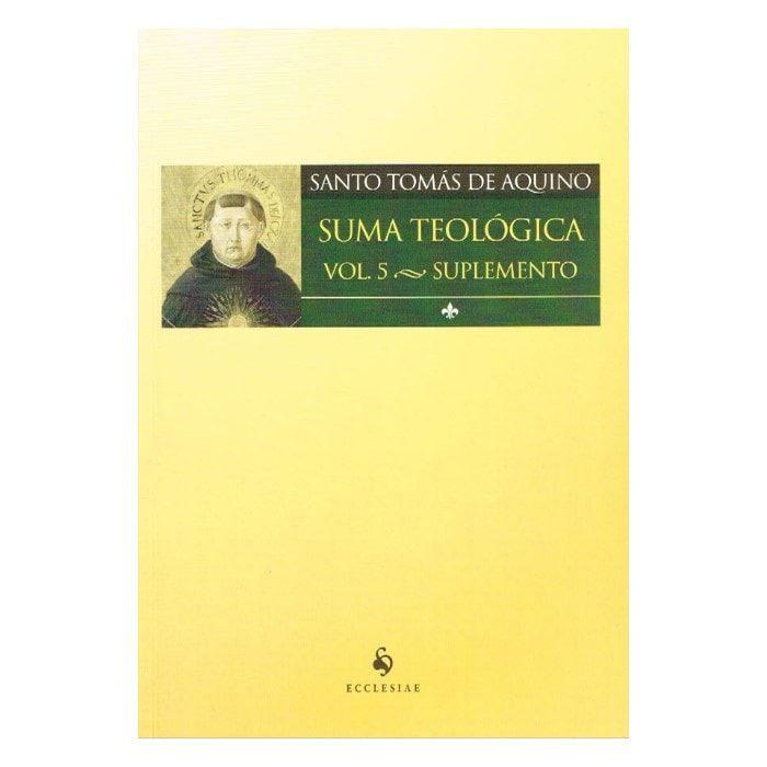 Suma Teológica - Parte V - S. Tomás de Aquino