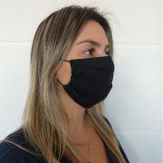 Máscara De Proteção Tecido 100% Algodão Lavável