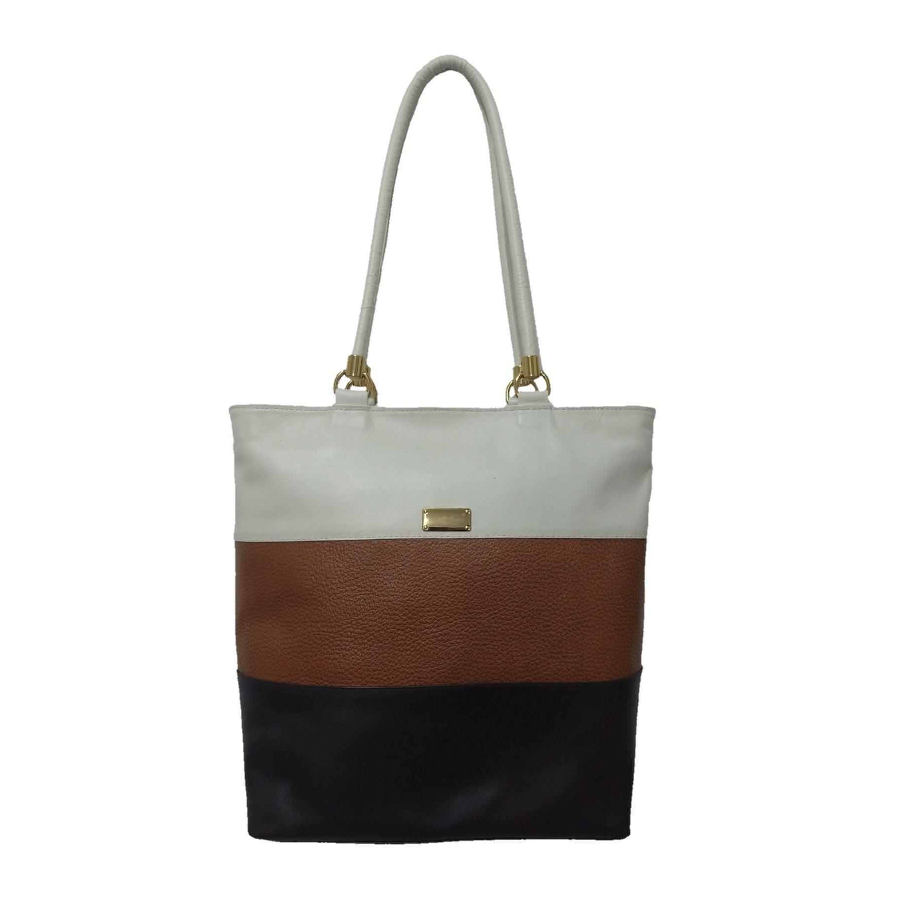 Bolsa Sacola TopGrife Shopper Couro Multicolorido - Promoção  - SAPATOWEB.COM