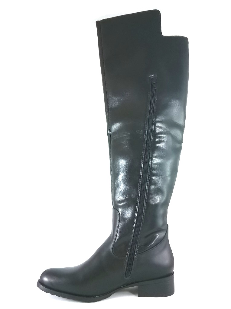 Bota Montaria RR Shoes Couro Over The Knee Marrom  - SAPATOWEB.COM