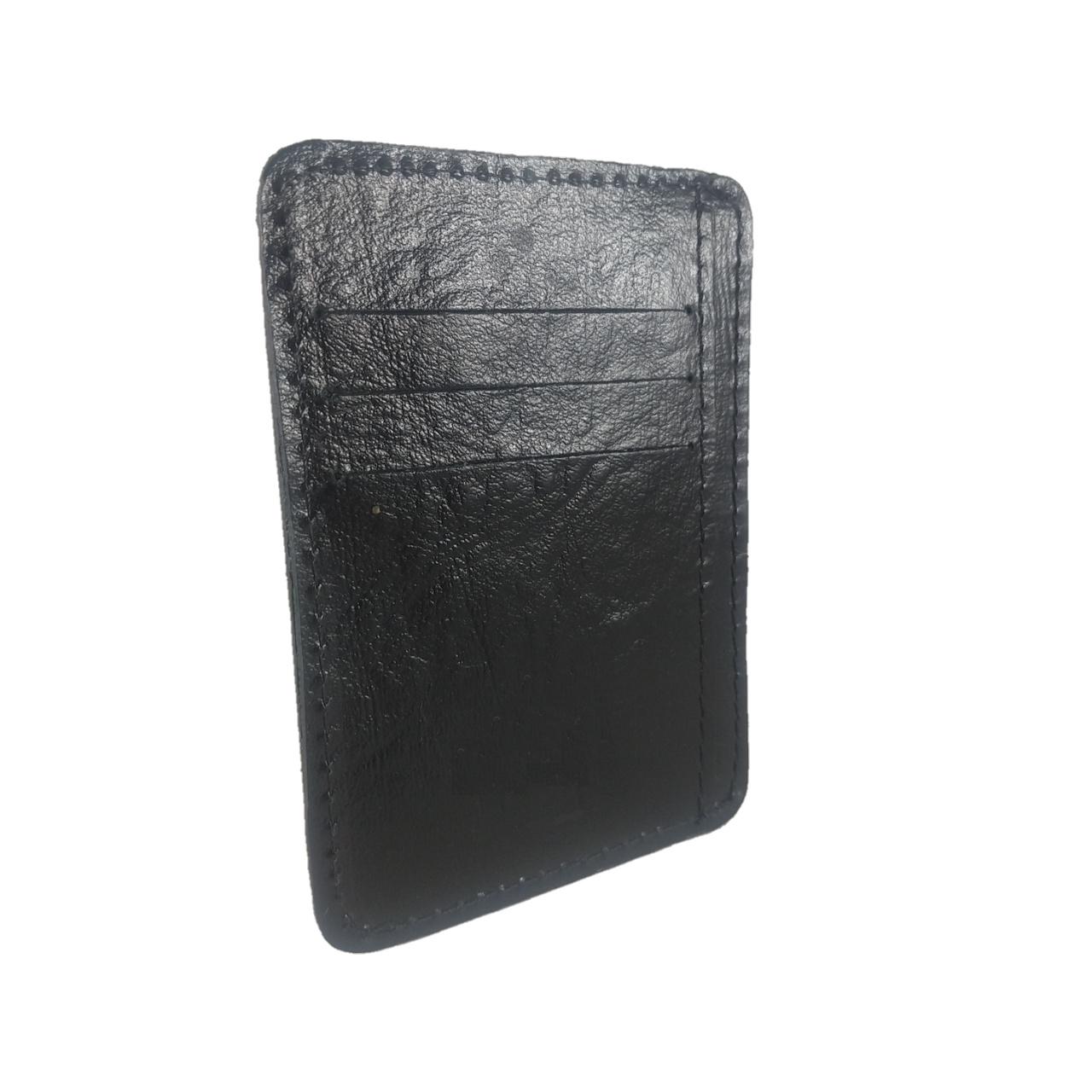 Porta Cartões TopGrife Couro  - SAPATOWEB.COM