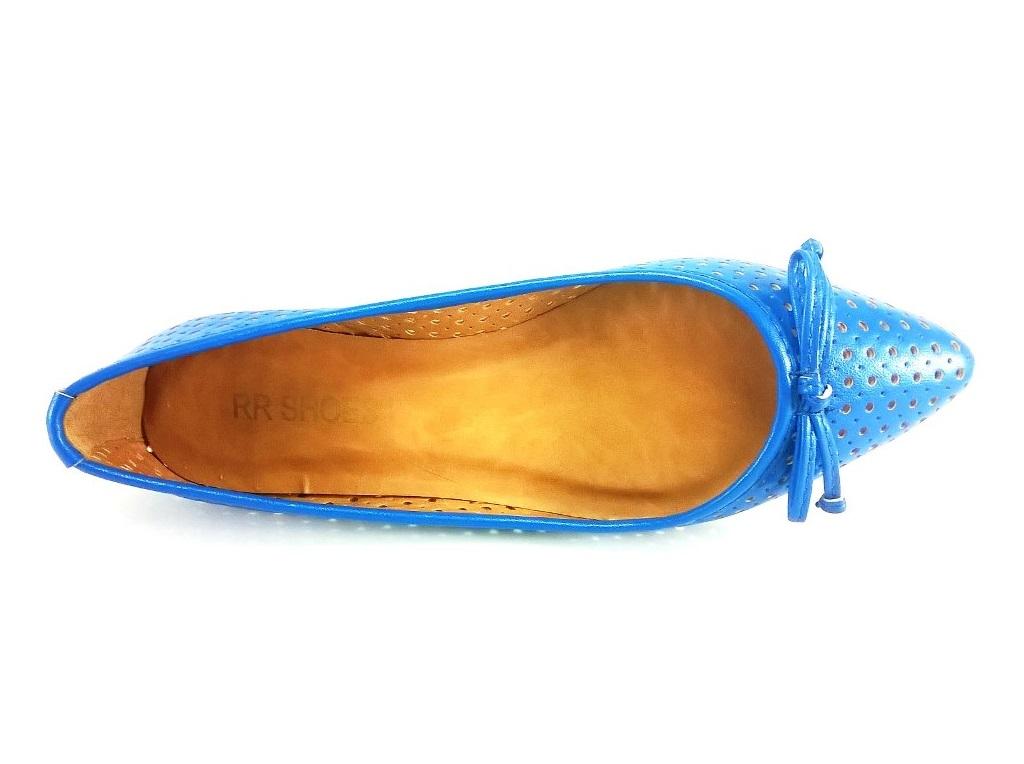 Sapatilha RR Shoes Laser Azul  - SAPATOWEB.COM